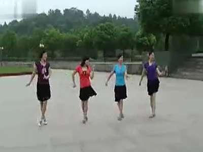 广场舞 自由舞步十二步-320x240