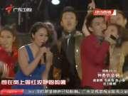 歌曲串烧《浪漫樱花》《high歌》《三天三夜》《饿狼传说》-2013广东卫视跨年晚会