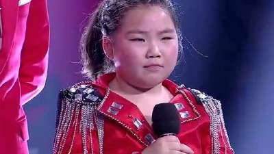 软骨女孩不可思议的转骨舞 胖嘟小女孩重量级爵士舞