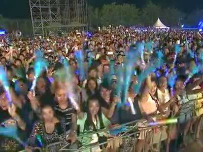 全程回放三亚沙滩音乐节