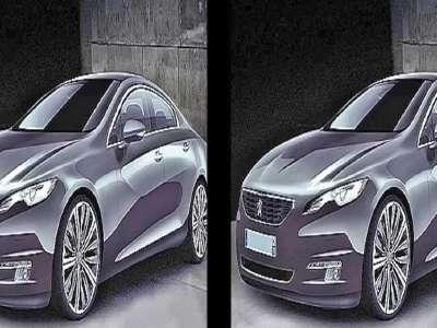 2013广州国际车展1.1馆东风标致 标致301