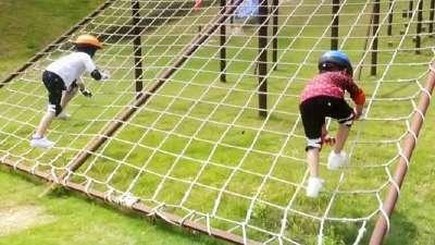 草原上的极限挑战 追忆童年趣味游戏