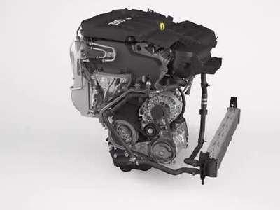 奥迪新1.4 tdi发动机360度展示