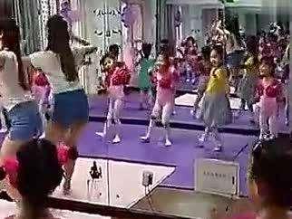 幼儿舞蹈教学 小苹果_视频在线观看