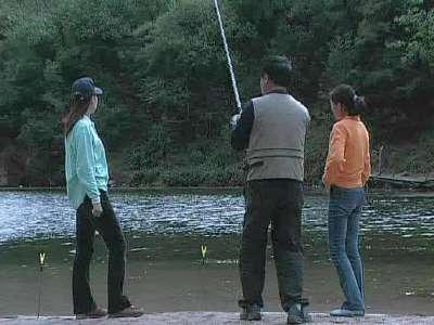 海竿的使用方法和抛竿方法