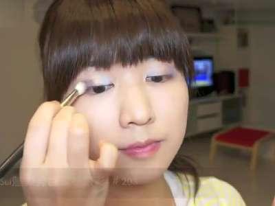 彩妆化妆达人 丑女变美女化妆教程