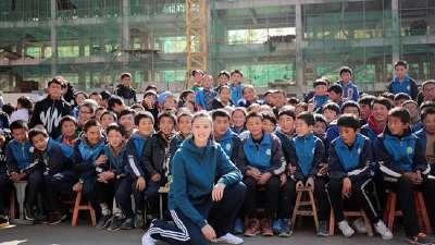 惠若琪青海支教行记:无穷的远方 无数的人们