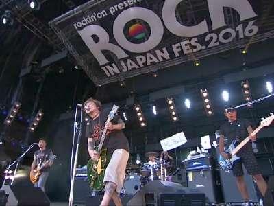 2016日本ROCK IN JAPAN音乐节 第三天(后篇)