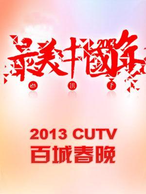 深圳卫视2013春晚海报