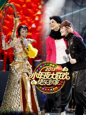 湖南卫视2013春晚海报